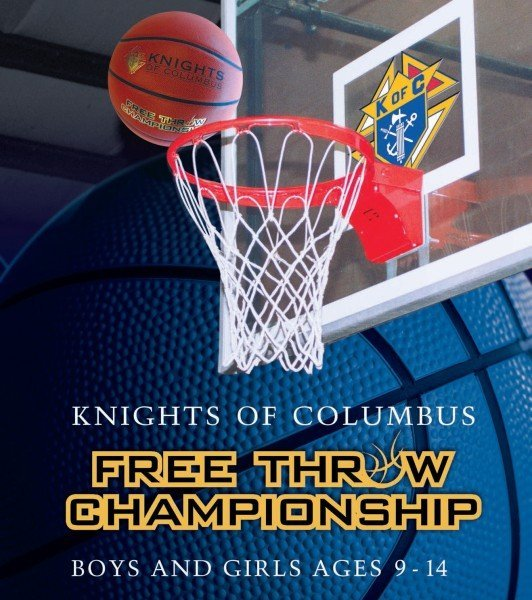 Image result for k of c free throw contest 2019
